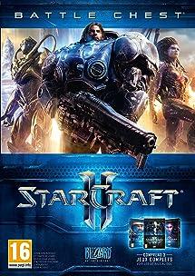 Amazon com: StarCraft II: Battle Chest 2 0 [PC/Mac Code