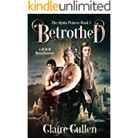 Betrothed: A M/M/M Mpreg Romance (The Alpha Princes Book 1) (English Edition)