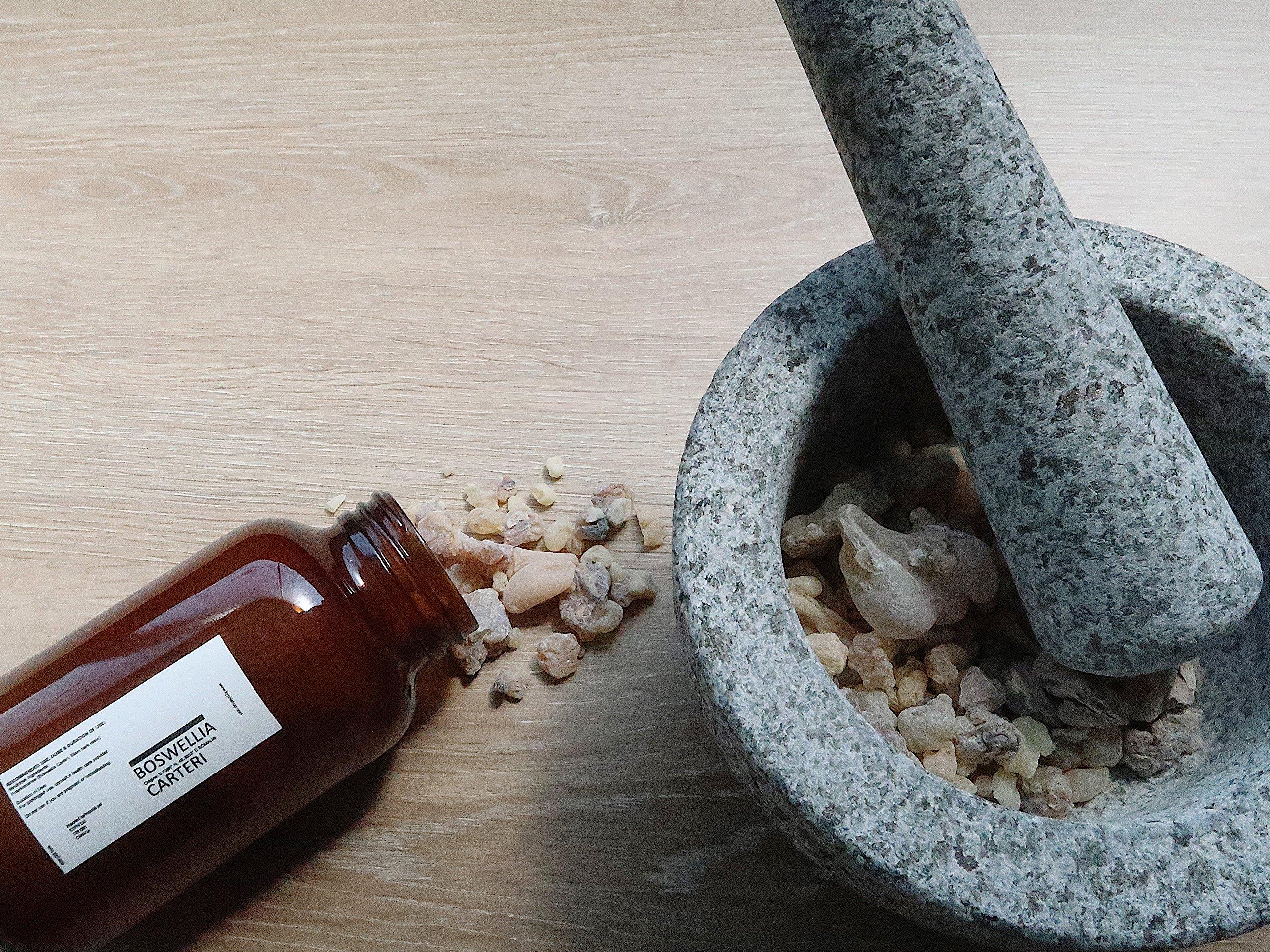 Kyphishop Wild Harvest Organic Frankincense Resins (Boswellia Carterii) Ethically Graded from Mountainous Somalia by Kyphishop (Image #4)