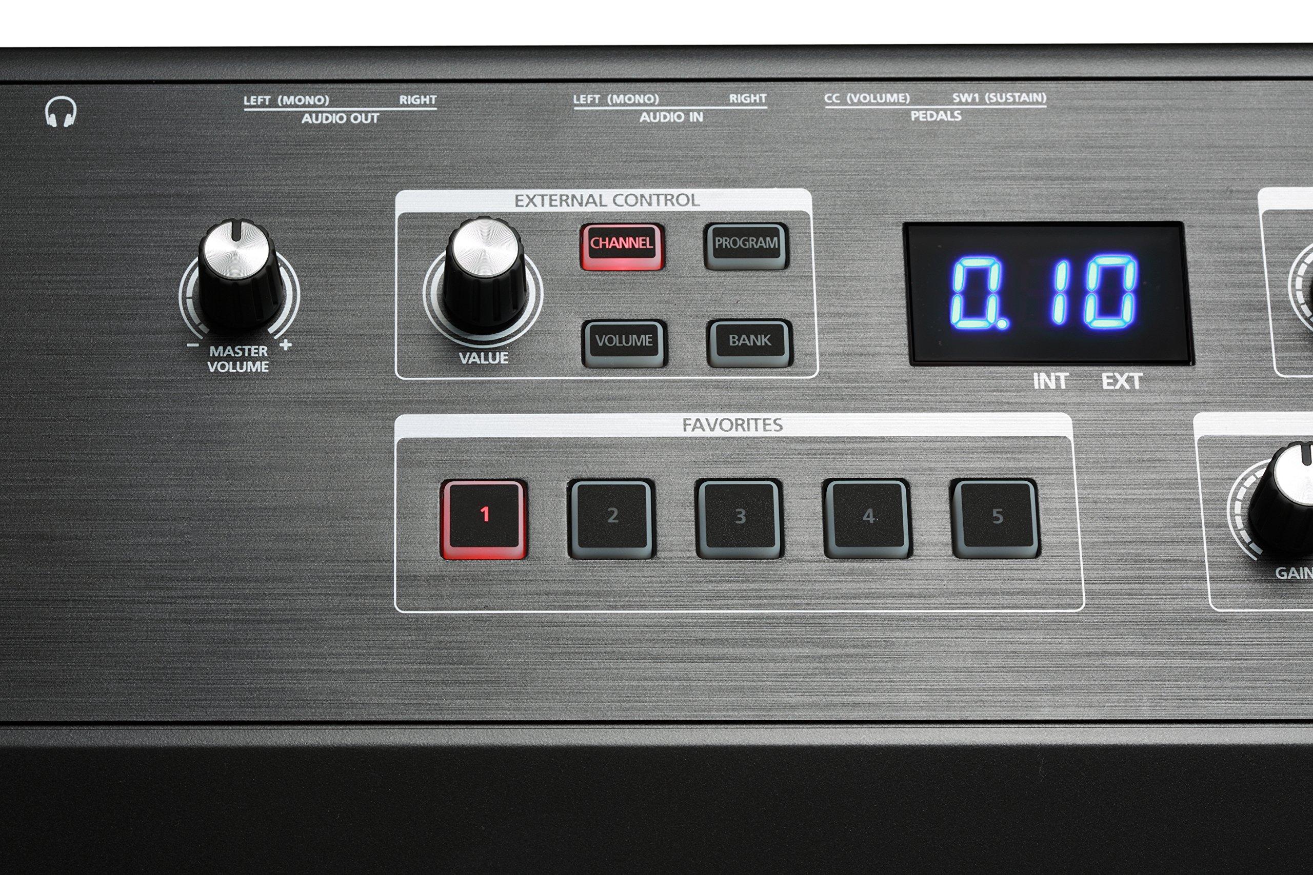 Kurzweil SP1 88-Key Stage Piano, Black (SP1-LB) by Kurzweil (Image #11)