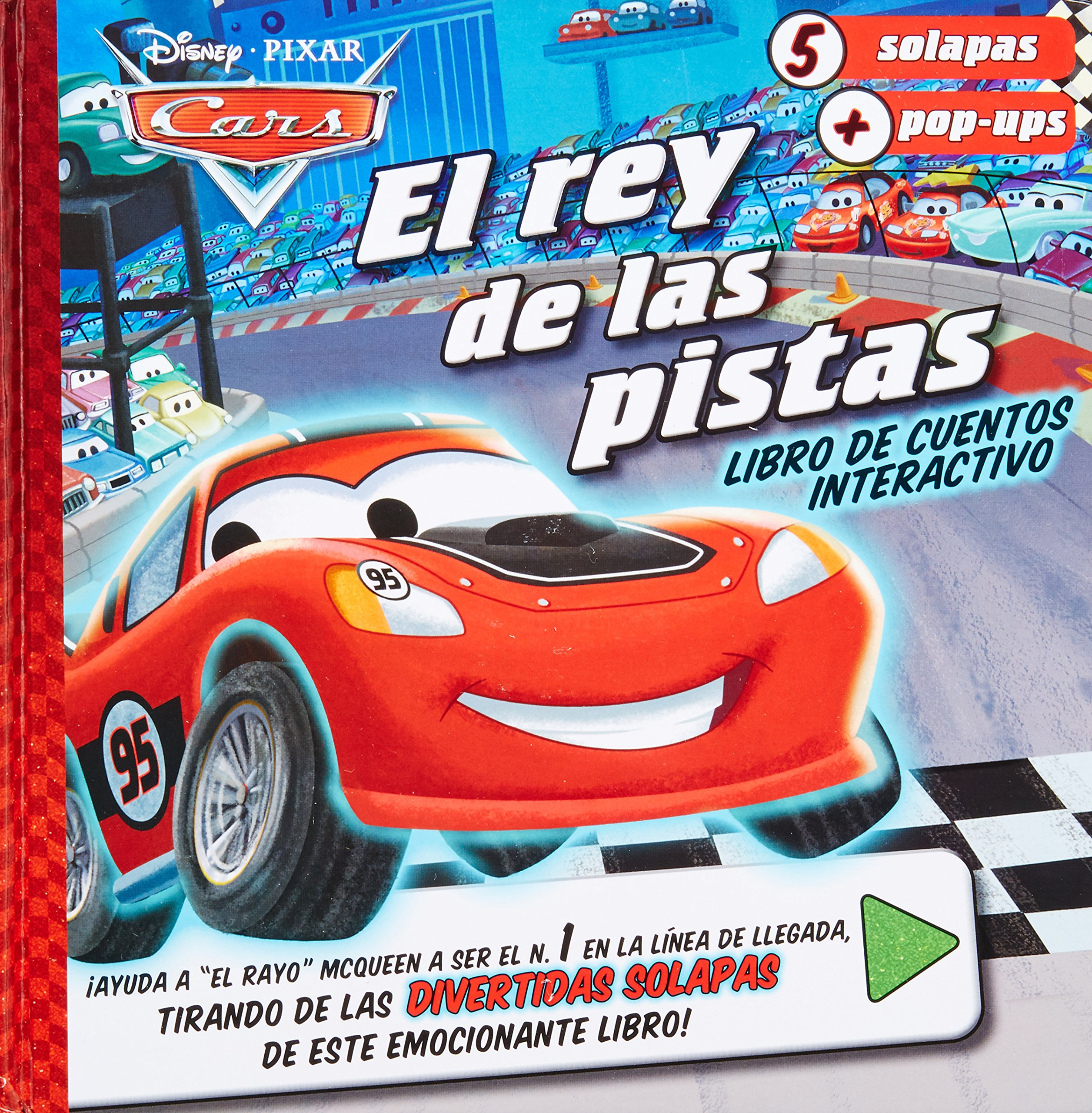 El rey de las pistas / The king of the Track: Cars (Spanish Edition) PDF