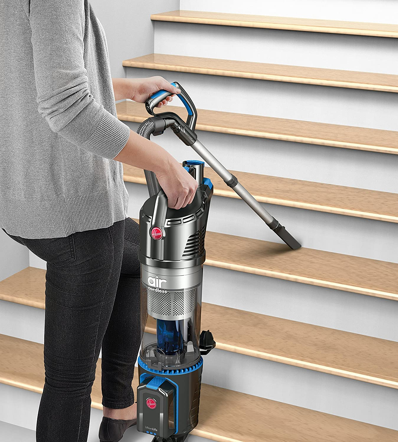 Hoover Air Cordless Series 3.0 Bagless Upright