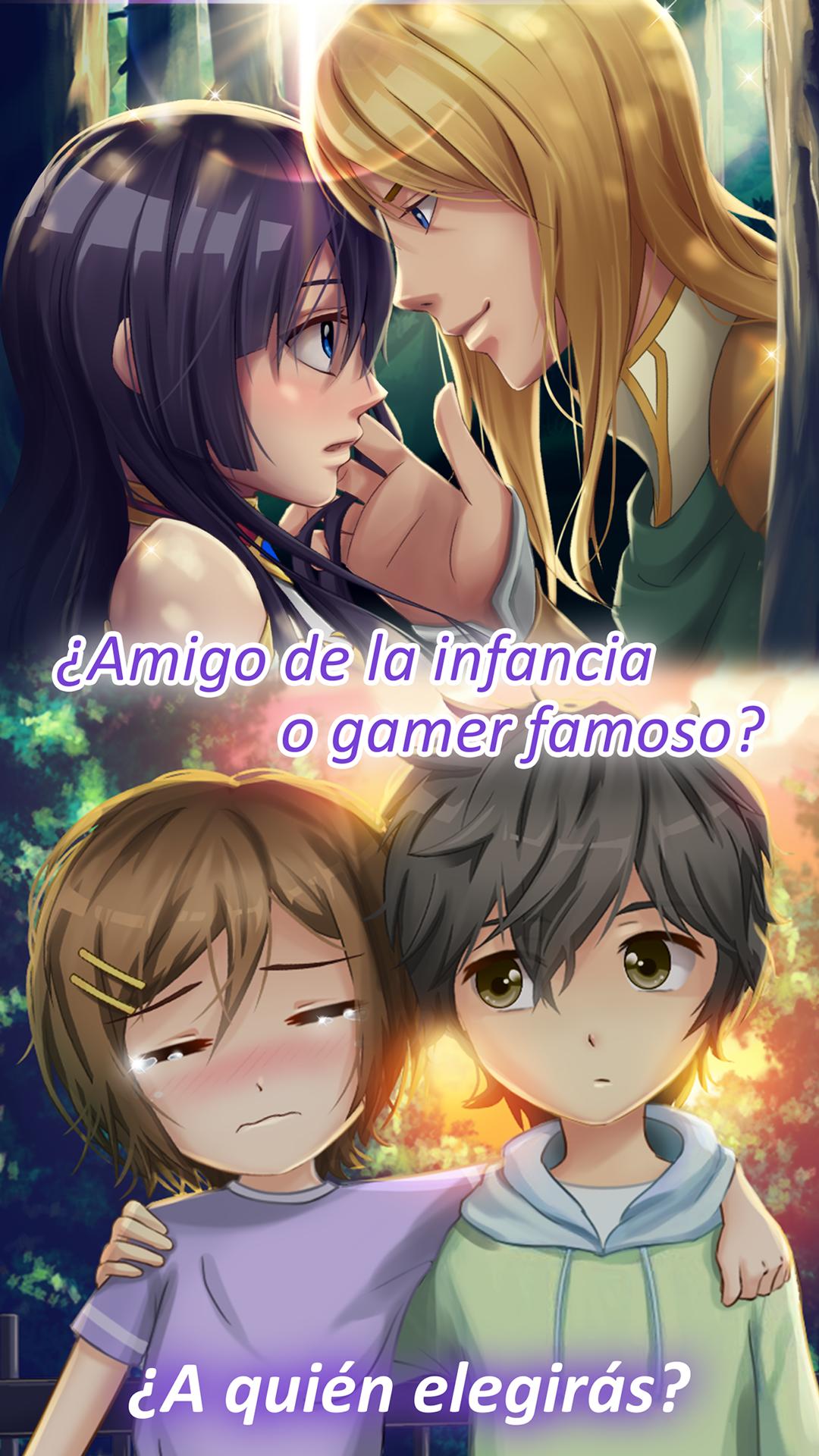 Shadowtime: Juegos de anime y manga - Historia de amor