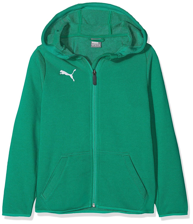 Puma Children's Liga Casuals Hoody Jacket 655938_05