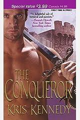 The Conqueror (Zebra Debut) Kindle Edition