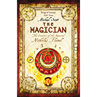 The Magician: Book 2 (The Secrets of the Immortal Nicholas Flamel) (English Edition)