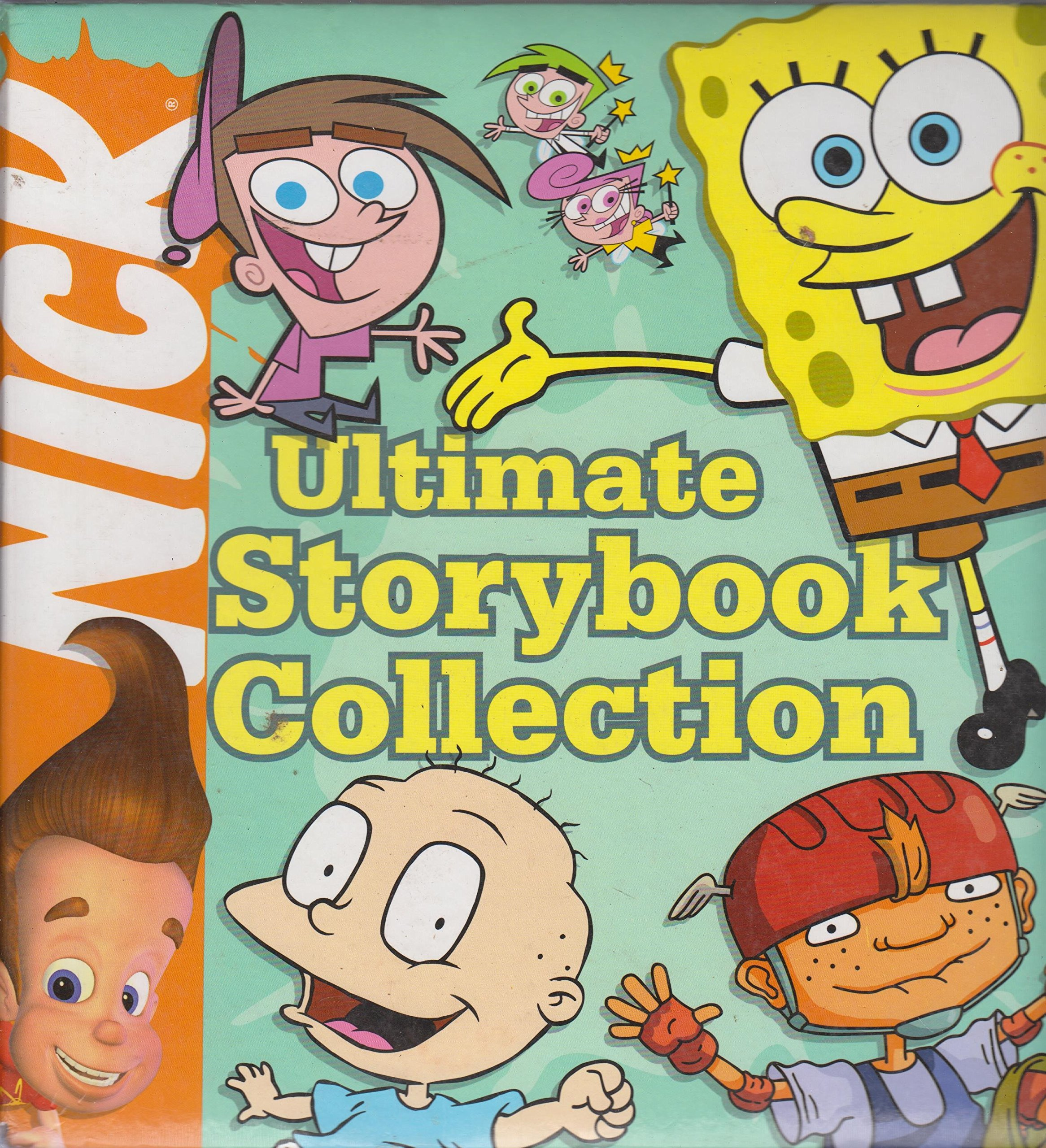 Ultimate Storybook Collection Spongebob Squarepants Rugrats