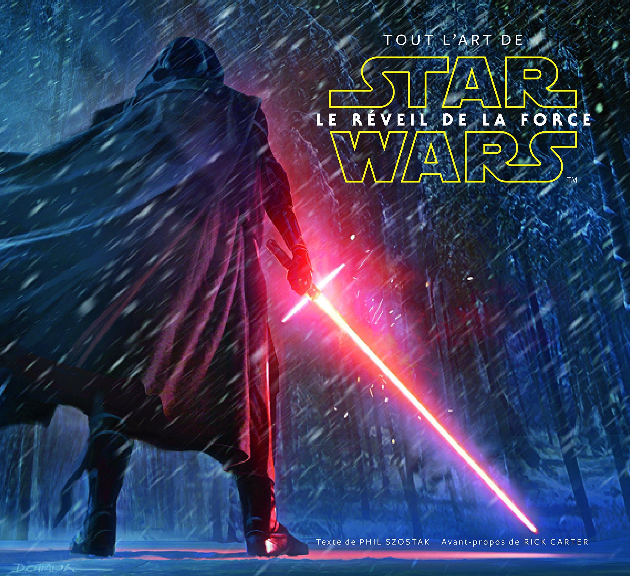 Tout Lart De Star Wars Le Réveil De La Force Phil