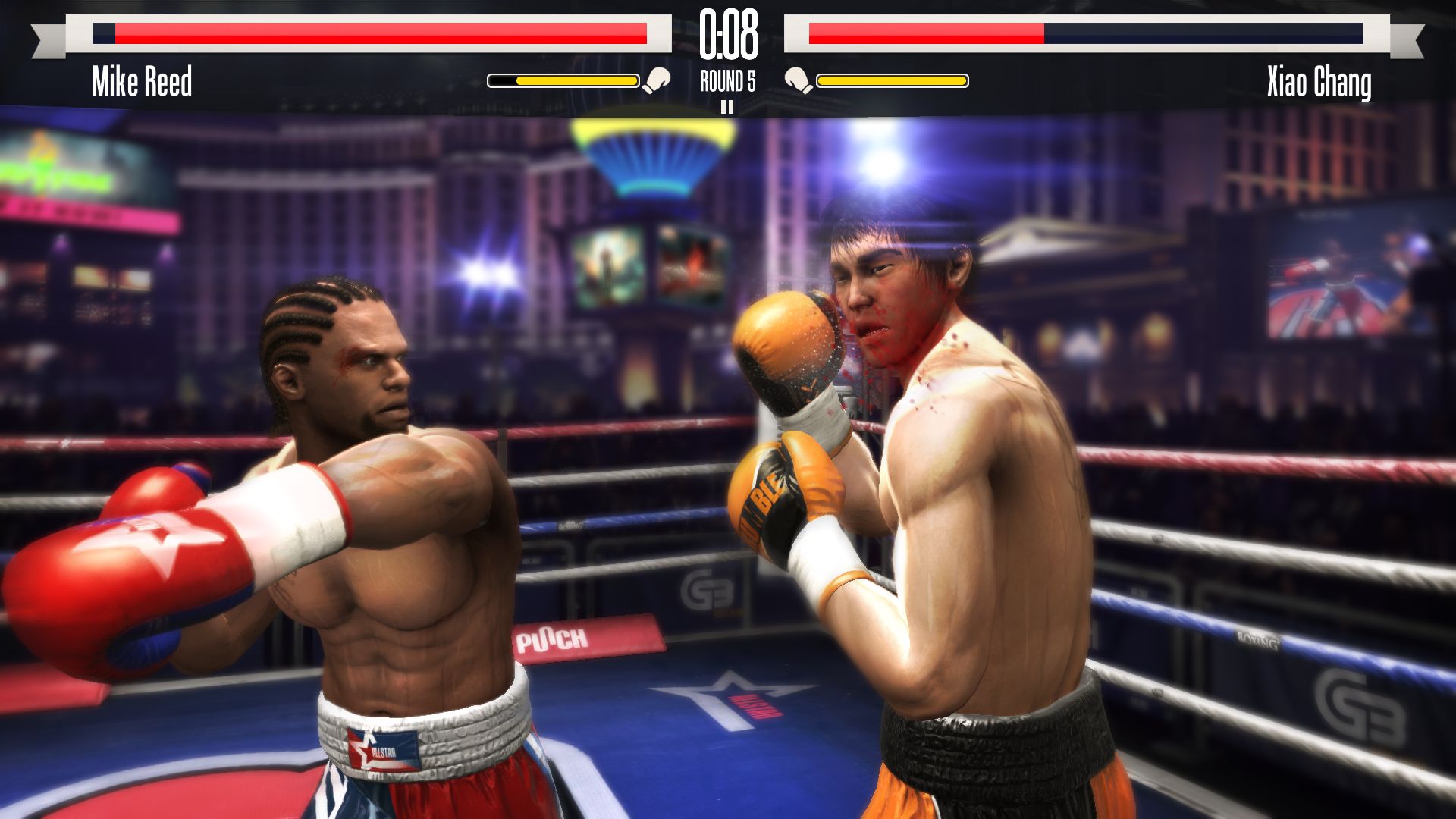 Real Boxing [Online Game Code] Boxing Games