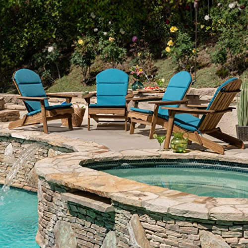 Christopher Knight Home 304639 Terry Outdoor Adirondack Chair Cushion Set of 4