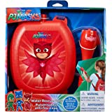 Little Kids PJ Masks Owlette Water Blaster Backpack Water Squirter Toy Red