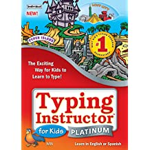 Typing Instructor for Kids Platinum 5 - Windows - Free 10-Day Trial [Download]