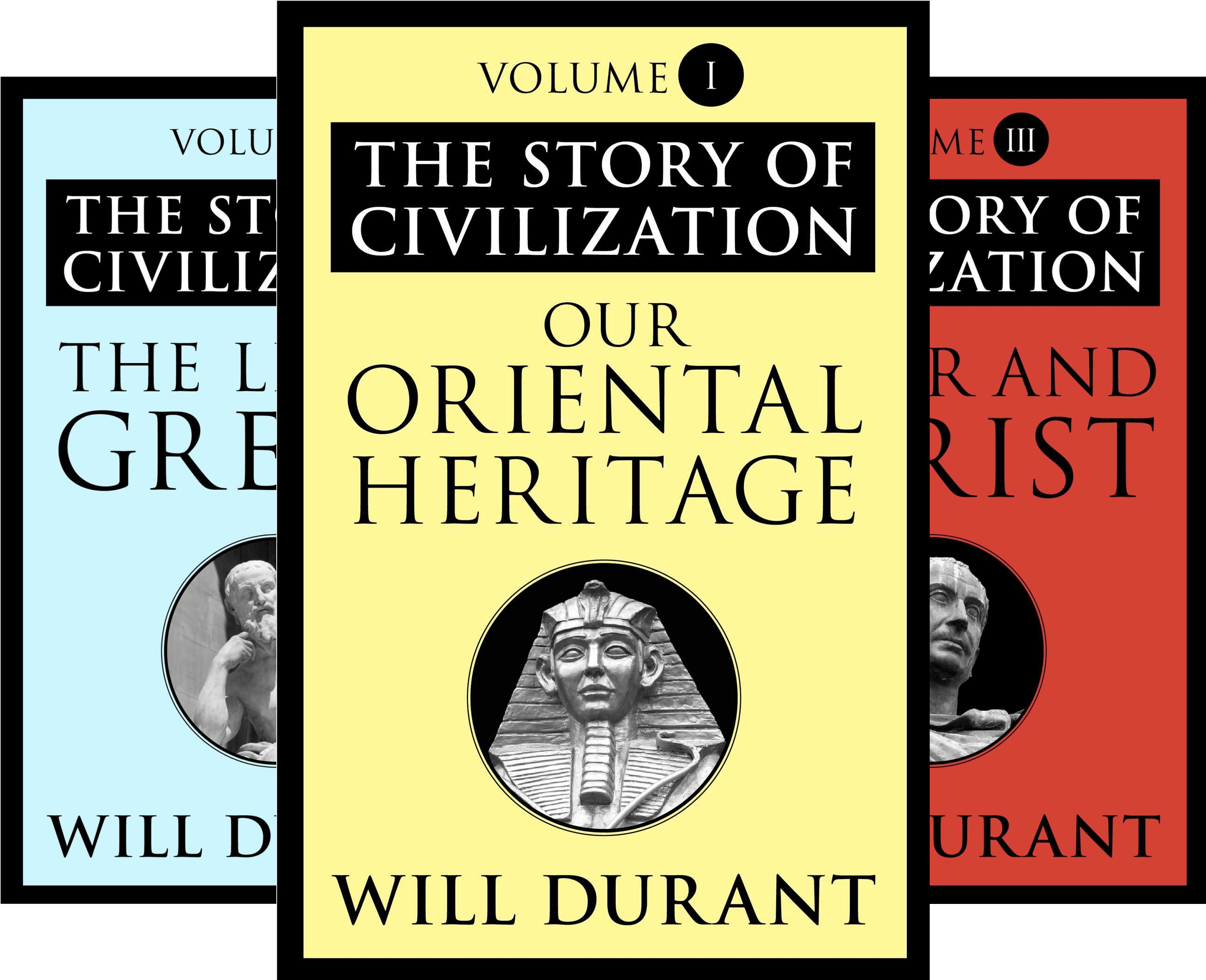 Download The Story of Civilization (11 Book Series) B00WTI6MVW