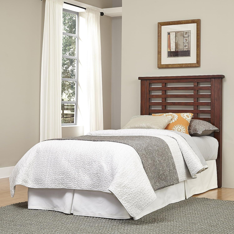 Amazon.com - Home Styles 5410-400 Cabin Creek Chestnut Finish Bed, Twin -