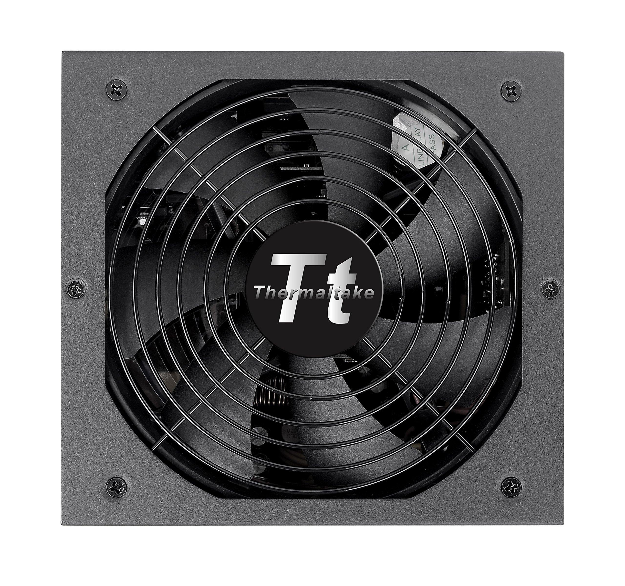 Thermaltake Smart Standard 750W 80 PLUS Bronze ATX12V 2.3 Power Supply SP-750P by Thermaltake (Image #3)