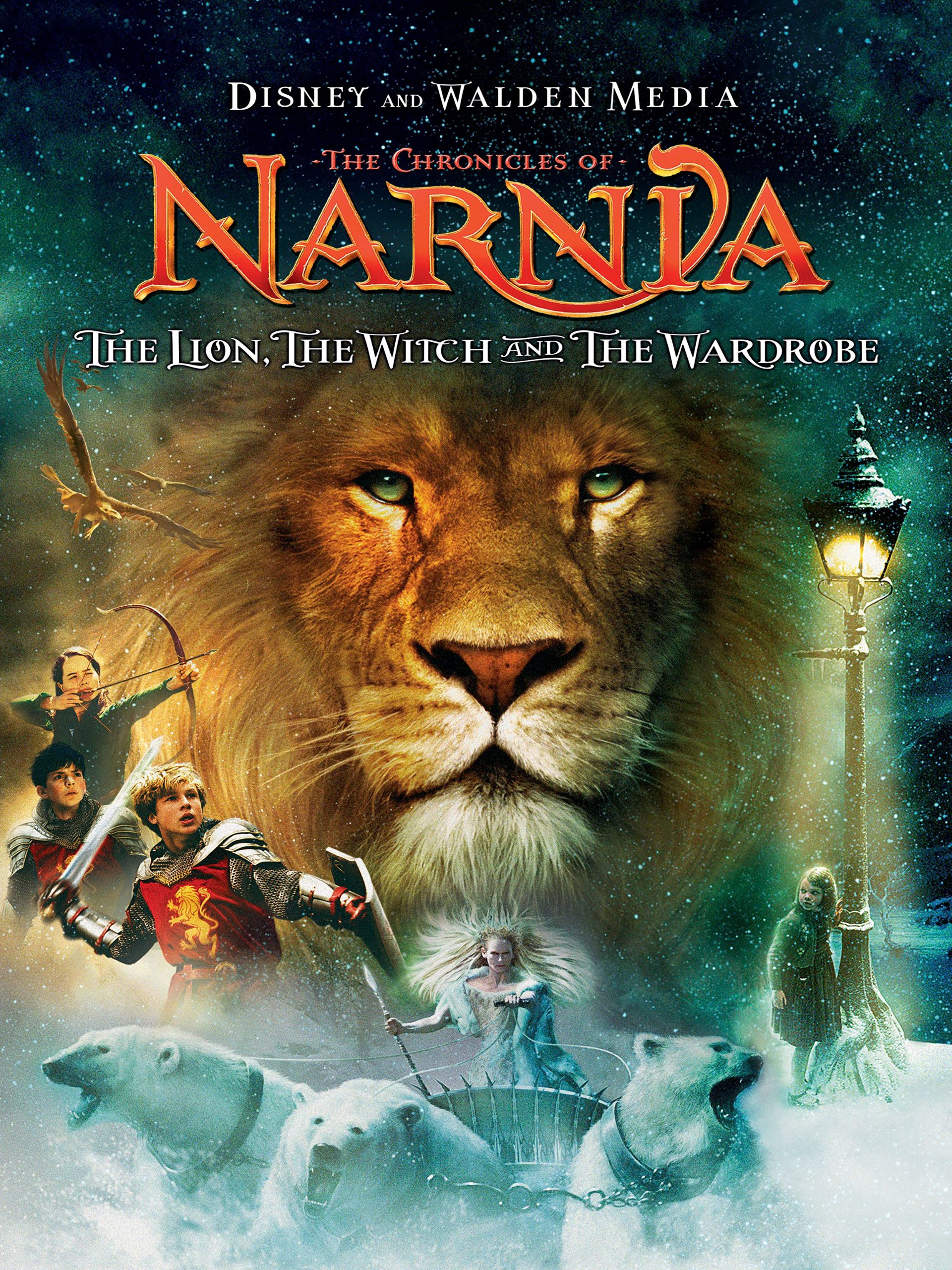 Amazon The Chronicles Narnia The Lion the Witch & the