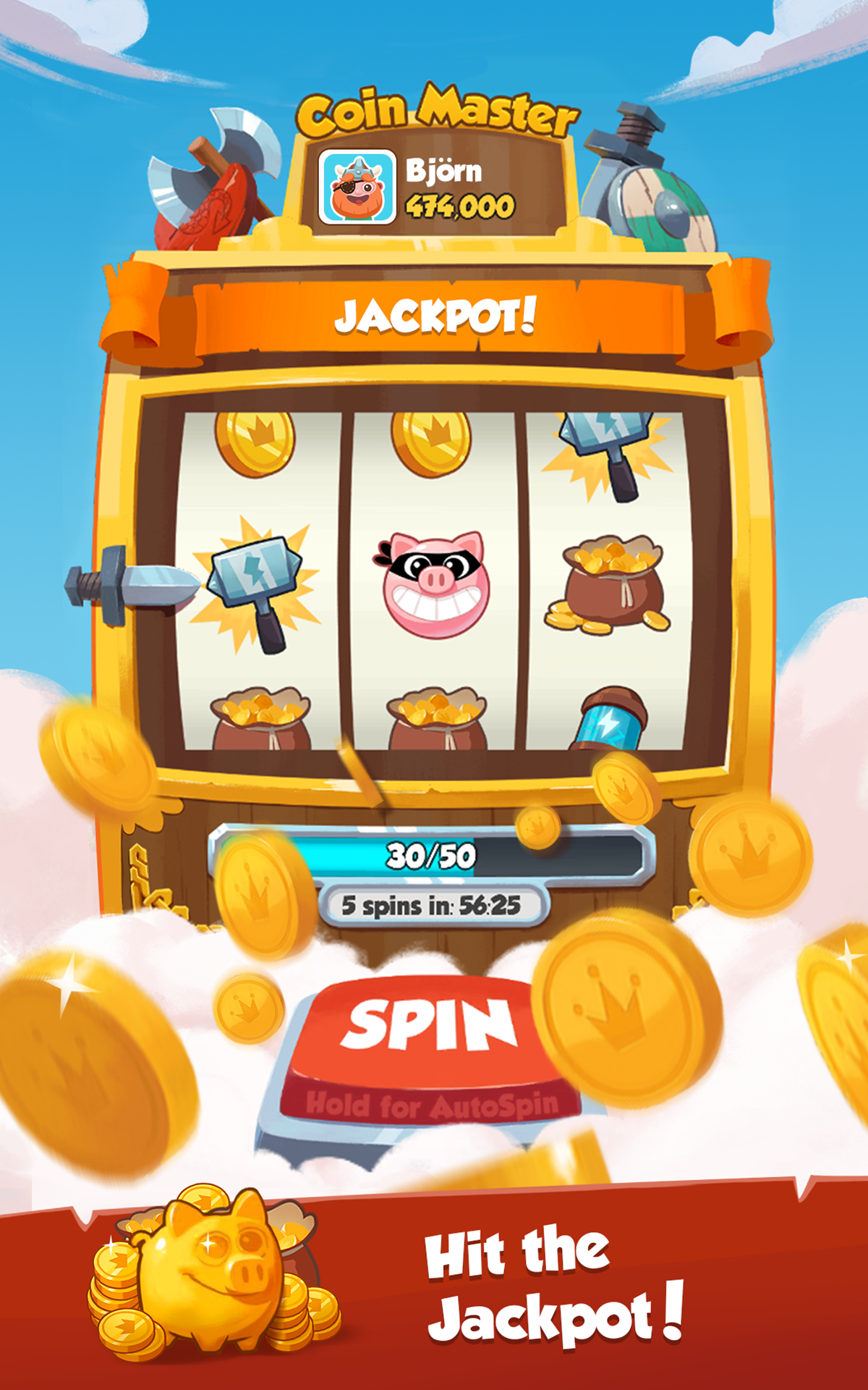 Coin Master Link For Spin