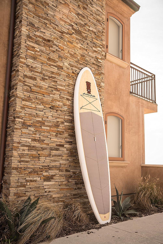 Amazon.com: Antidote Paddle Boards - Pizarra de bambú para ...