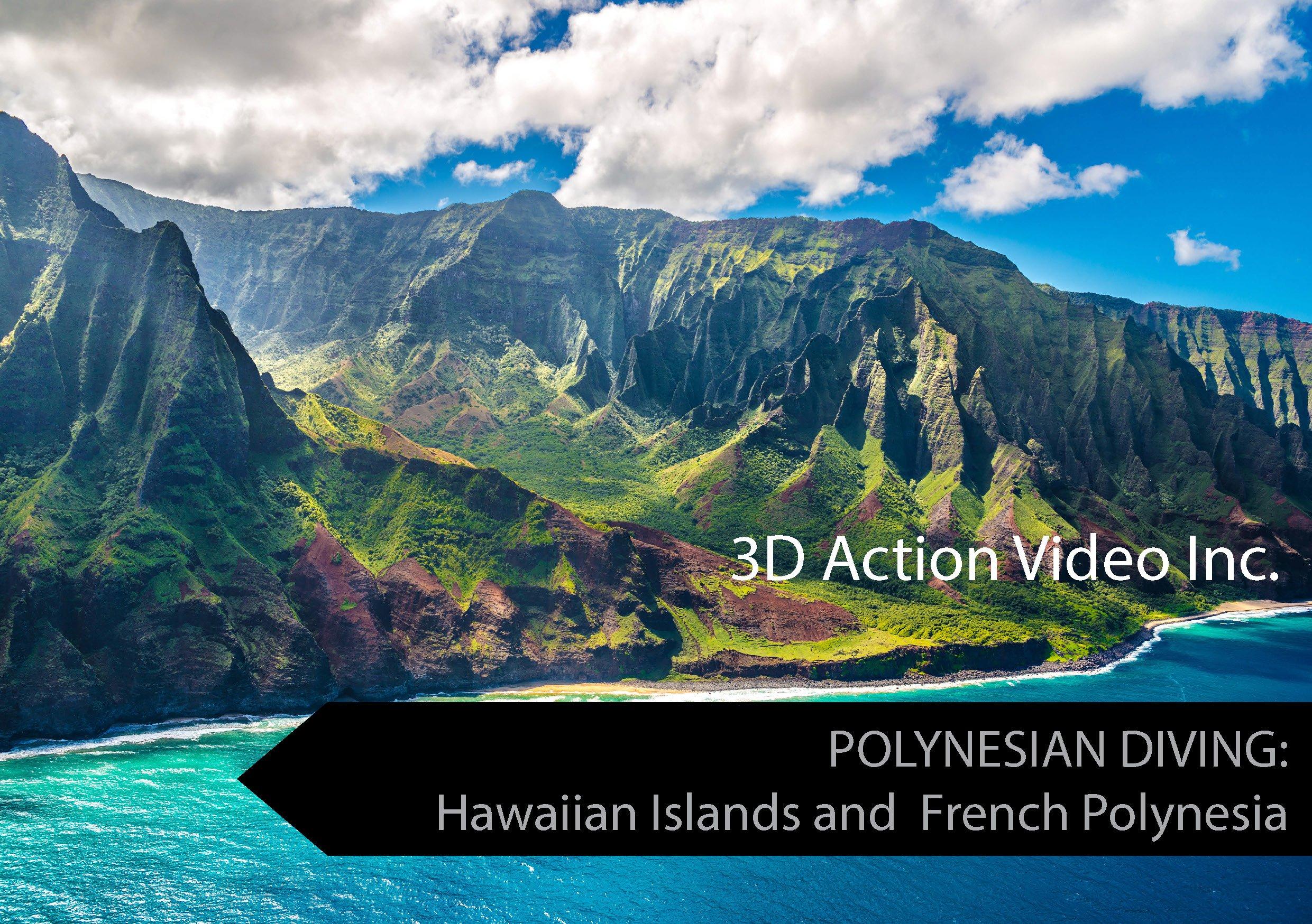 Polynesian Diving Hawaiian Islands And French Polynesia