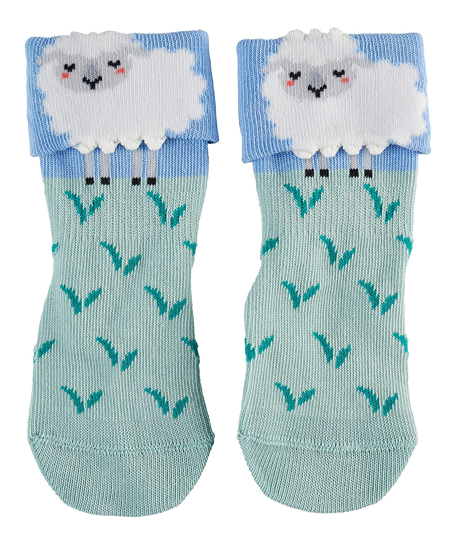 FALKE Unisex Baby Sheep Socken