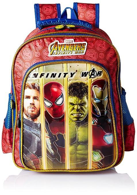Avengers Infinity War School Bag for Children of Age Group 3 - 5 years  e8ed902d7c7c9