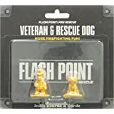 Flash Point Fire Rescue: Veteran and Rescue Dog Accessory Pack