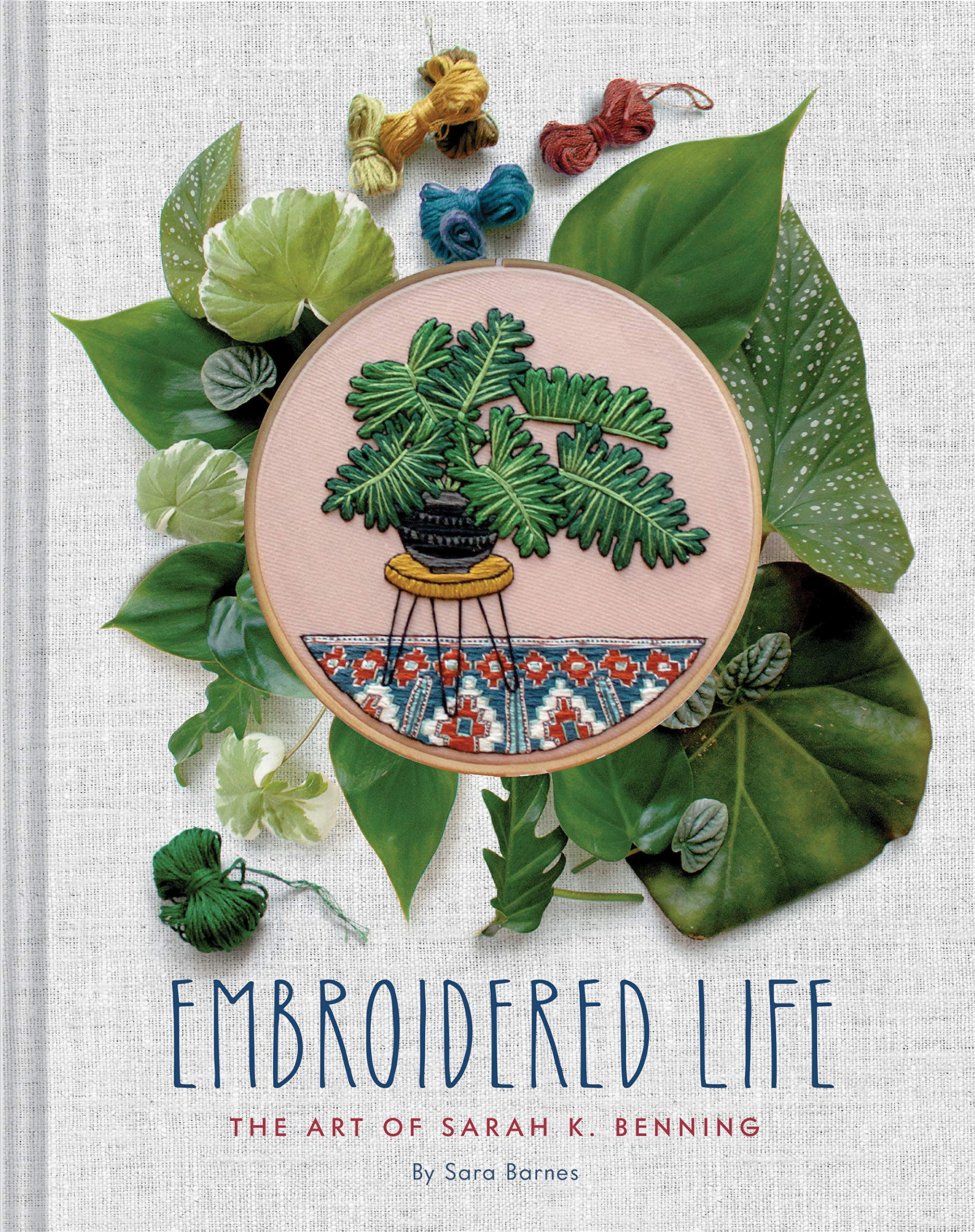 Embroidered Life: Amazon.es: Barnes, Sara: Libros en idiomas ...