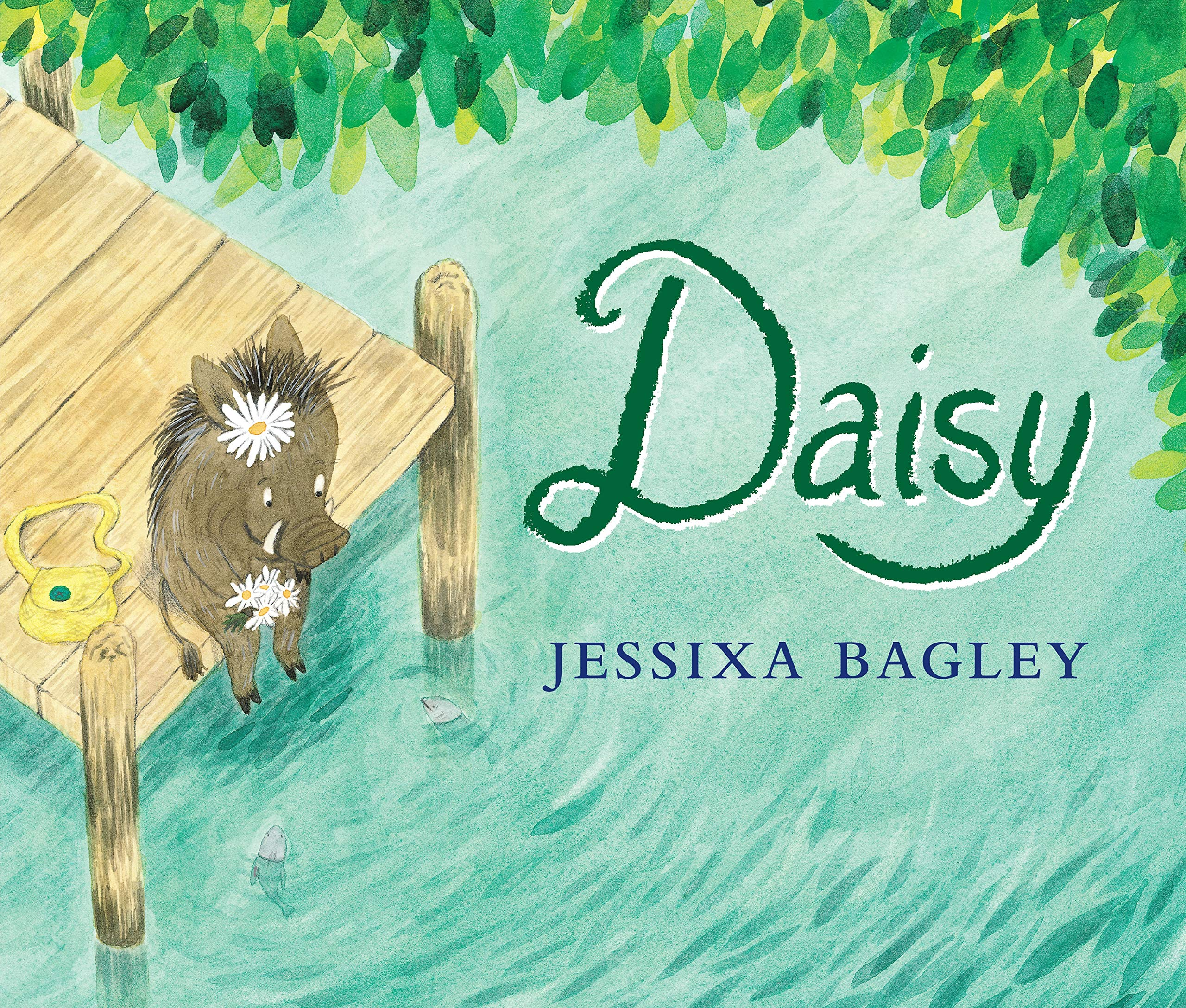 Daisy: Bagley, Jessixa: 9780823446506: Amazon.com: Books