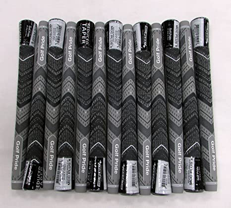 Orgullo de Golf 13 MCC Plus 4 Midsize gris Grips - 18069 ...