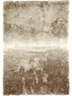 Benuta Shaggy Hochflor Teppich Whisper Beige Hellbraun 80x150 Cm