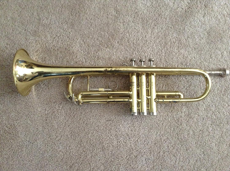 Amazon com: Conn Director Bb Student Trumpet, Lacquer