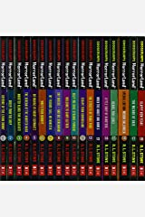 Goosebumps Horrorland Collection By R L Stine 18 Books Collection Set Pack Paperback