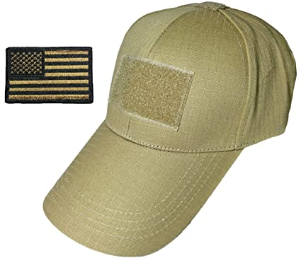 Image Unavailable. Image not available for. Color  Ranger Return Tactical  Operator Khaki Tan Baseball Adjustable Hat Cap ... 495b084f8ae5