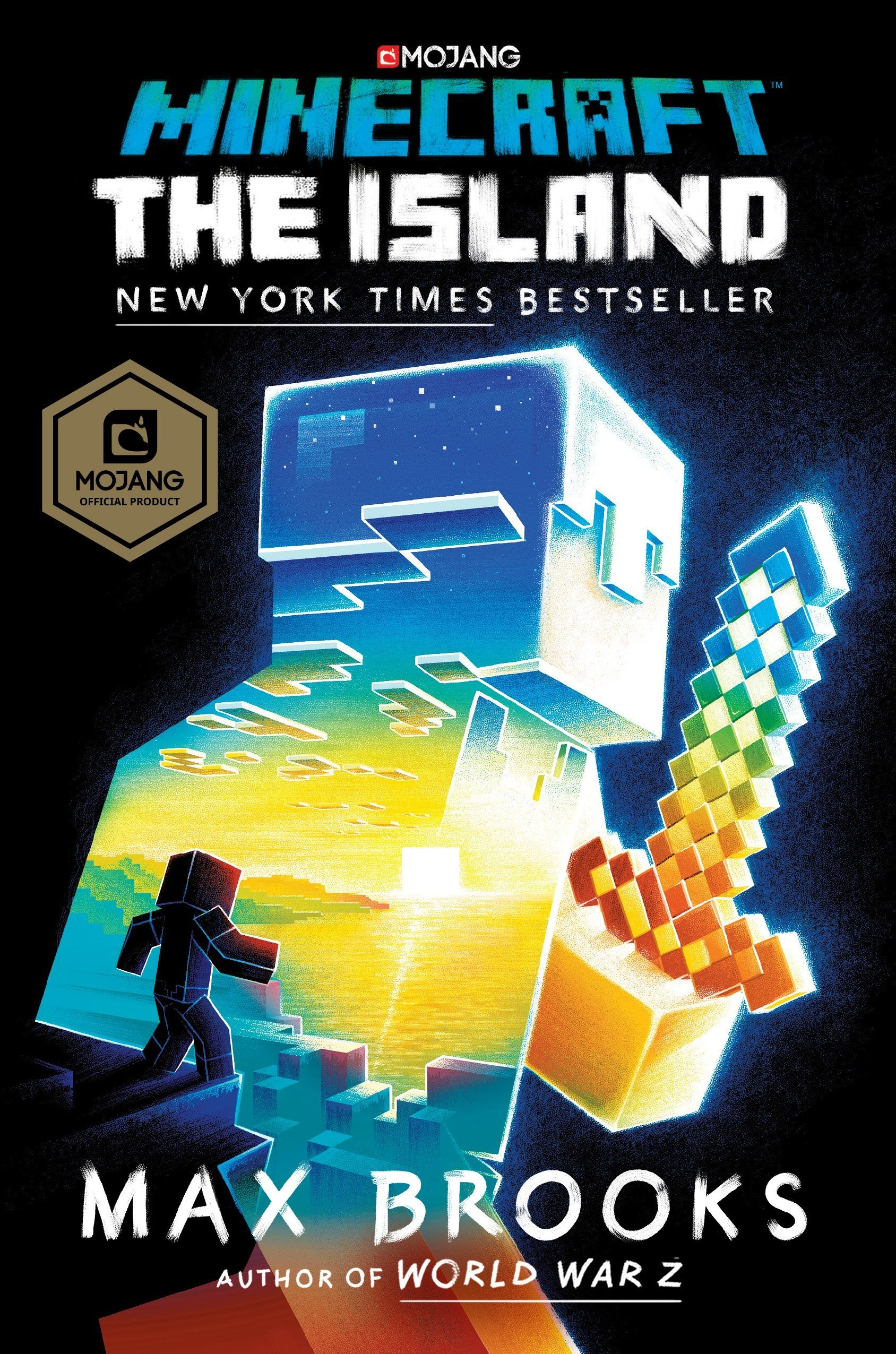 Minecraft: The Island: Amazon.es: Max Brooks: Libros en idiomas extranjeros
