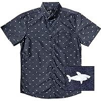 M MOLOKAI SURF Official Molokai Button up Slim Fit Hawaiian Short Sleeve Shirts