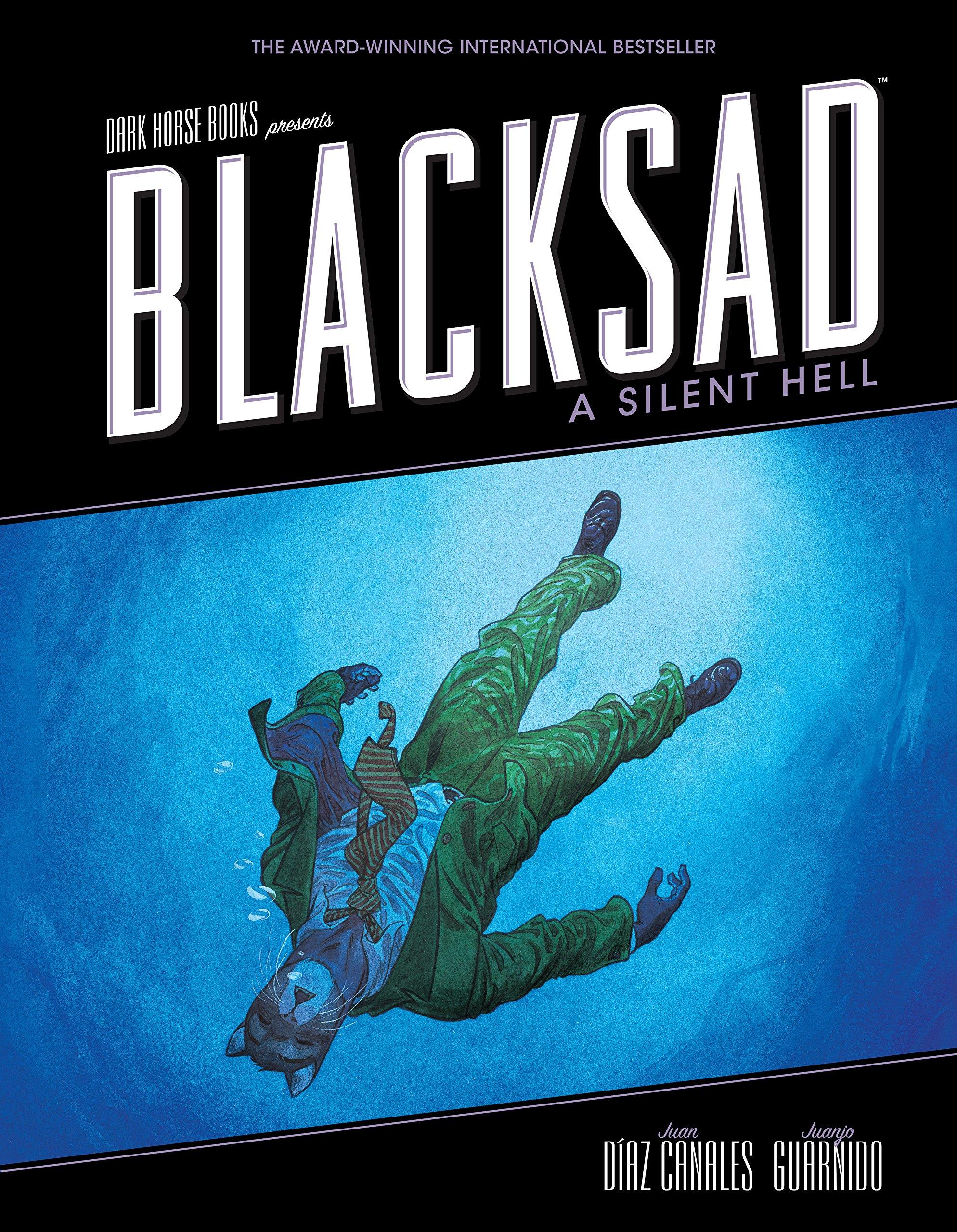 Download Blacksad: A Silent Hell pdf epub