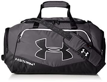 11222e6b5e04 Under Armour Undeniable II Duffel Bags - Black  Small 28 x 56 x 25 ...