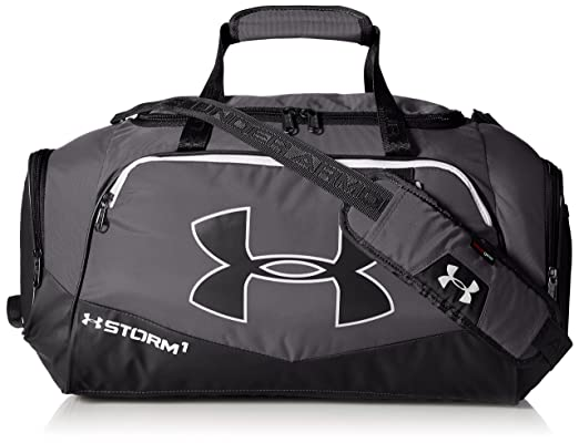 7e5149bed07 Under Armour Undeniable II Duffel Bags - Black: Small 28 x 56 x 25 ...