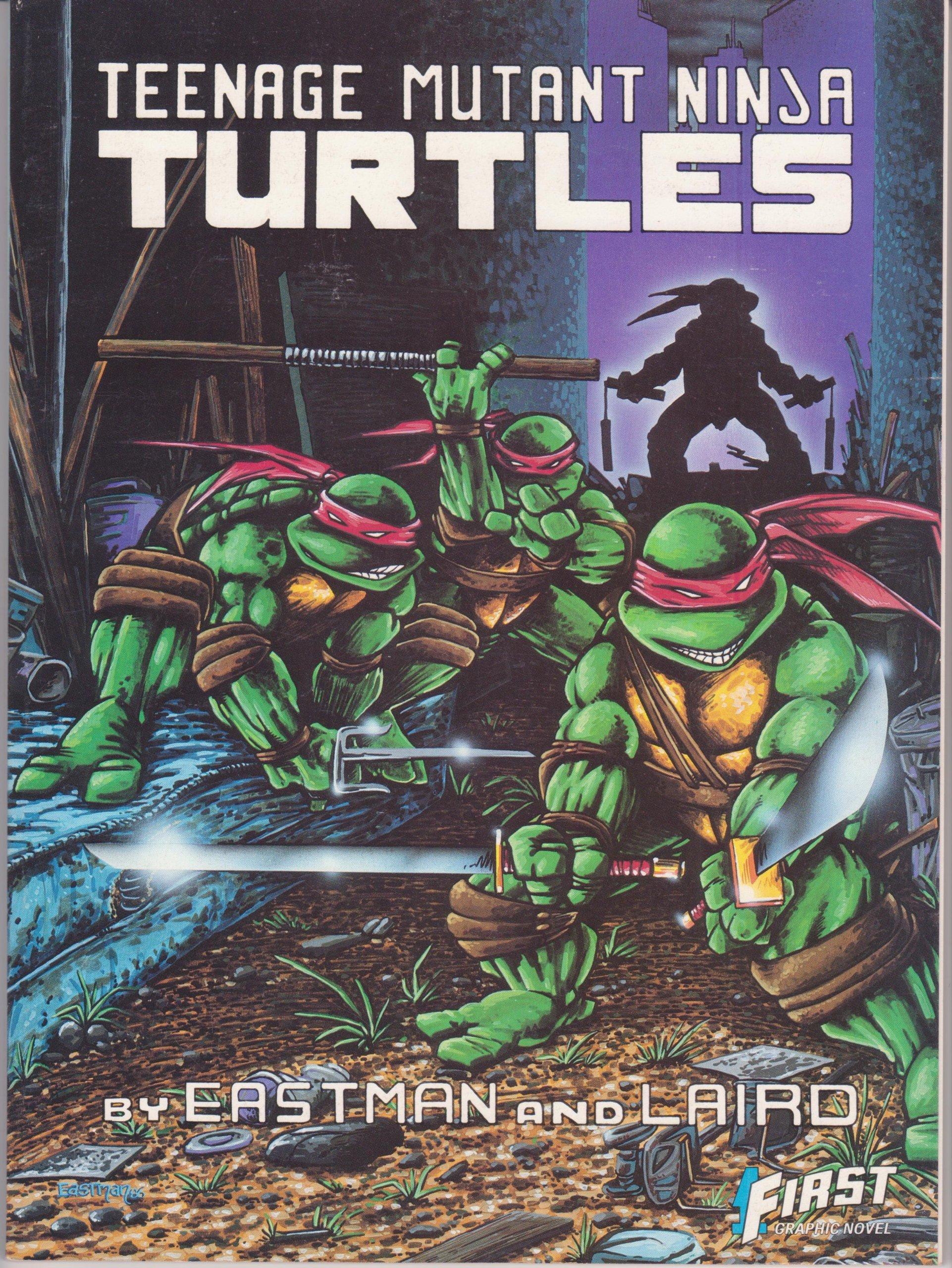 Teenage Mutant Ninja Turtles I: Kevin B. Eastman, Peter ...
