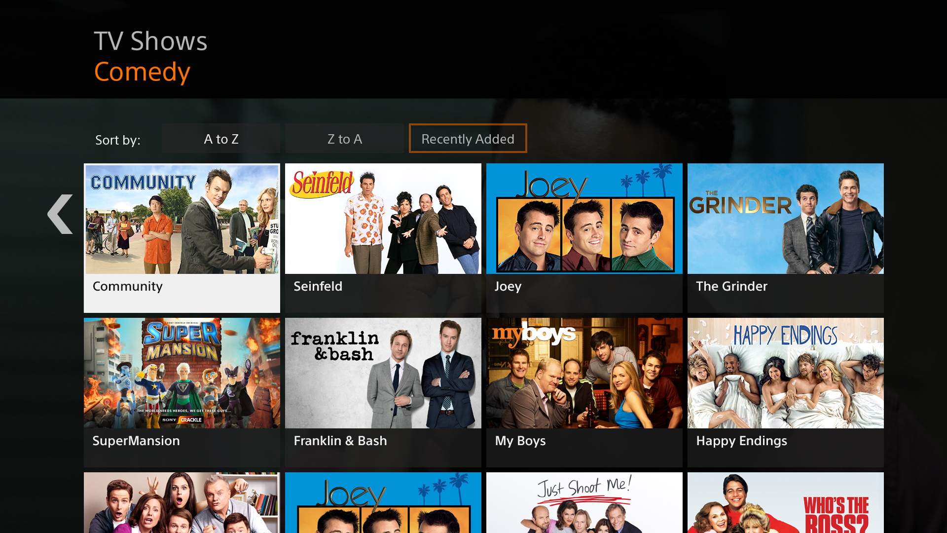 Sony Crackle - Free Movies & TV: Amazon.com.au: Appstore ...