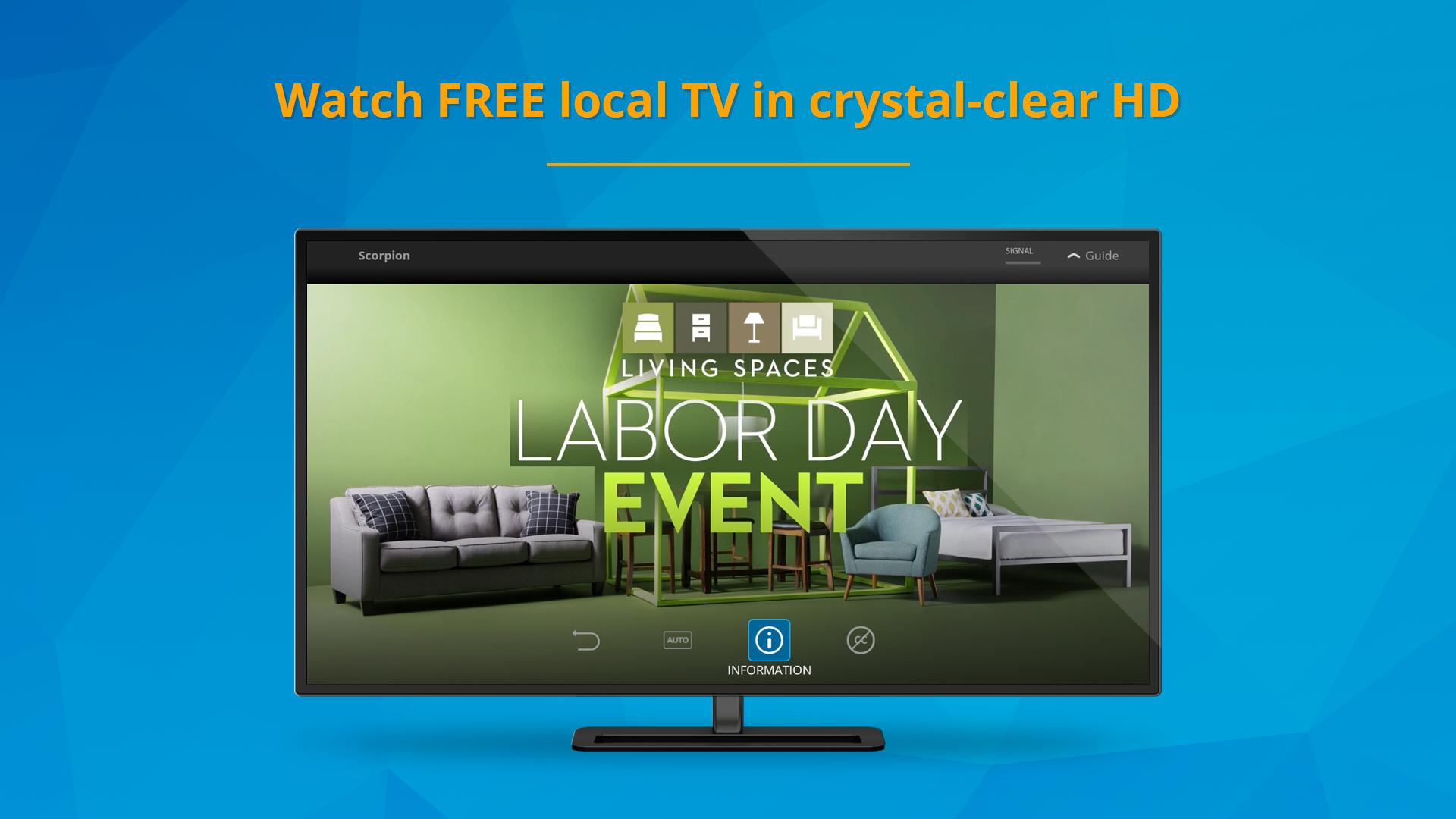 AirTV: Watch Local TV Anywhere