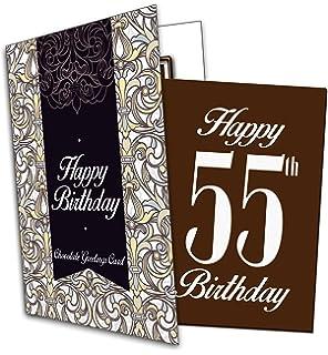 Twizler 55th Birthday Card