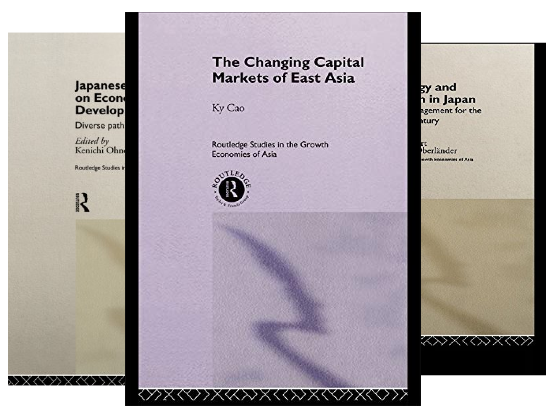 Routledge Studies in the Growth Economies of Asia