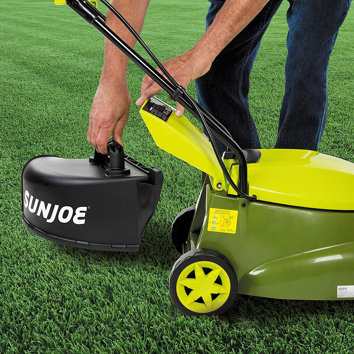 Sun Joe MJ401E-PRO best Electric Lawn Mower