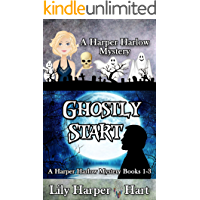 Ghostly Start: A Harper Harlow Mystery Books 1-3