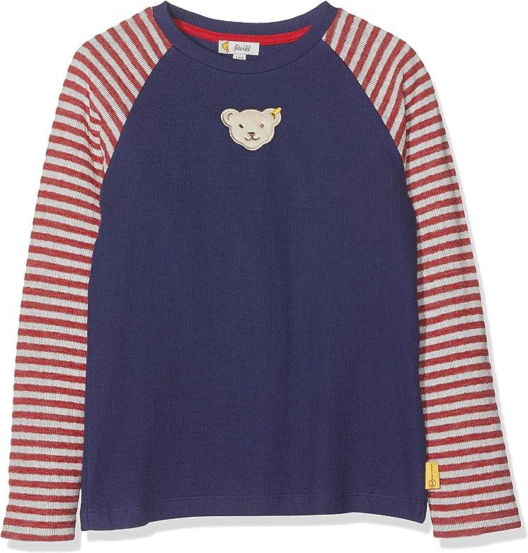 Steiff Baby Boys Langarm Longsleeve T-Shirt