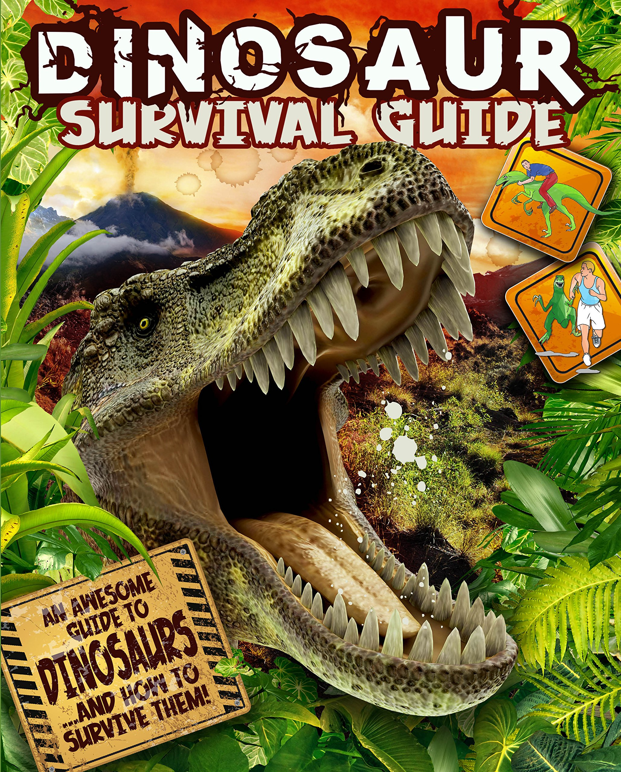 Dinosaur Survival Guide PDF
