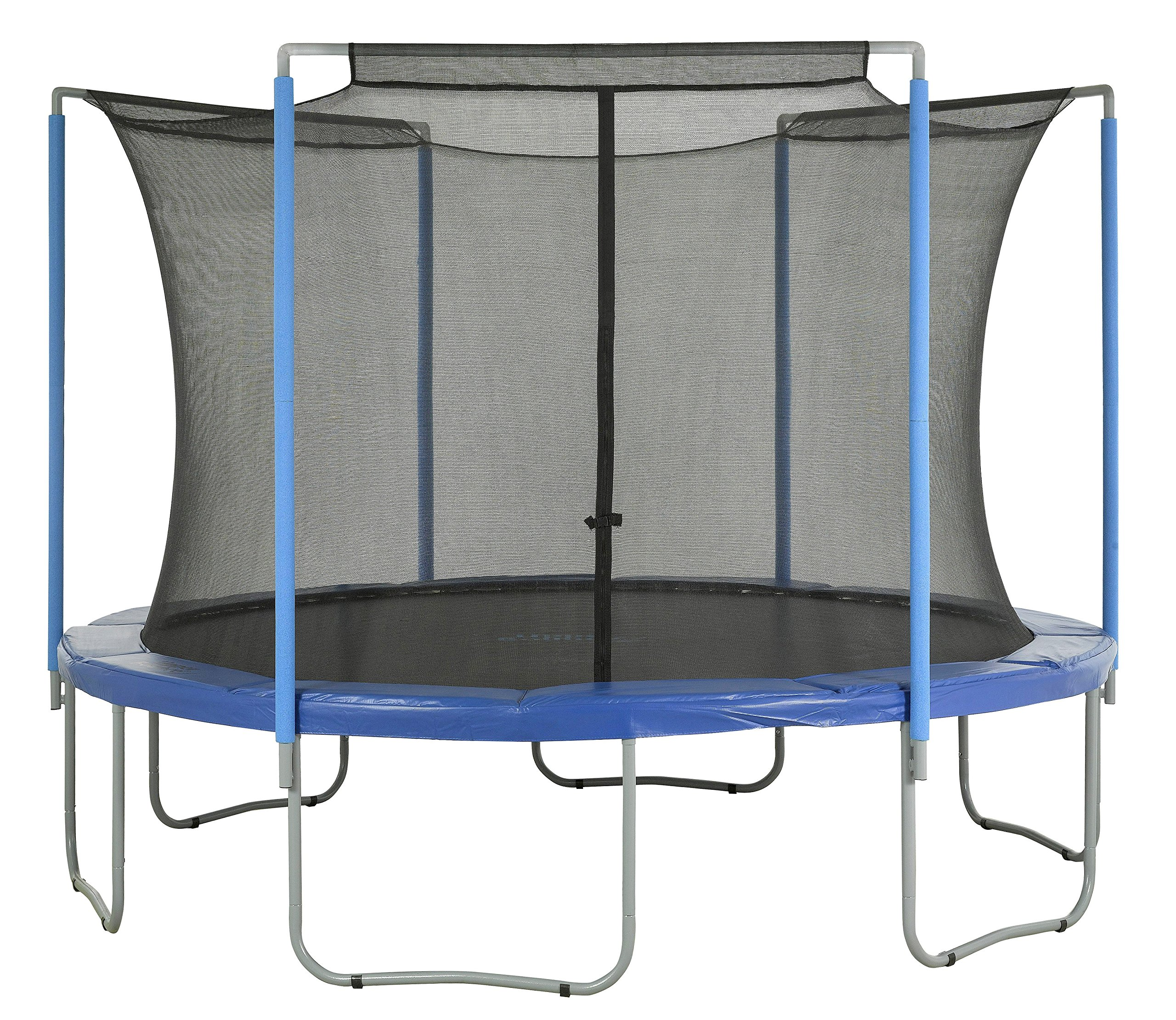 Upper Bounce Trampoline Enclosure Safety Net with Sleeves on top Fits for 15-Feet Round Frame Using 3 Arches (Poles Sold Separately) by Upper Bounce (Image #6)