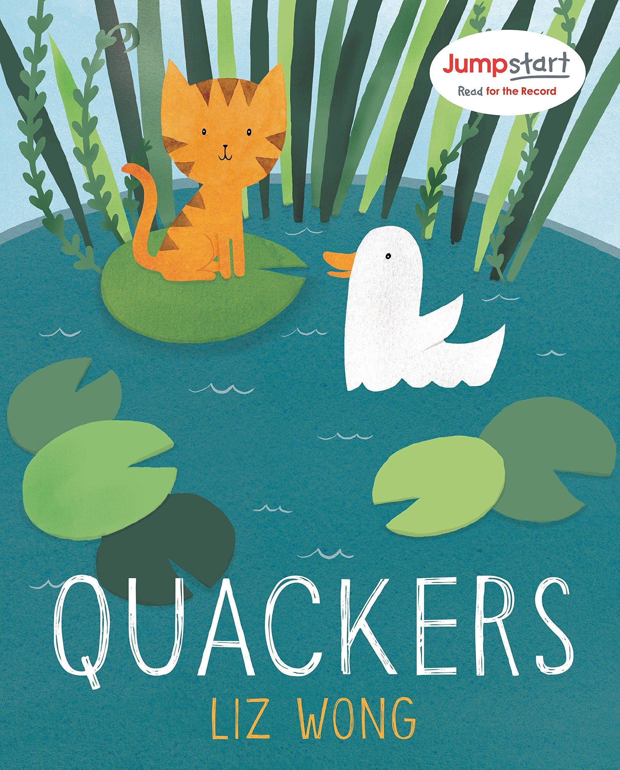 Quackers: Liz Wong: 9780553511543: Amazon.com: Books