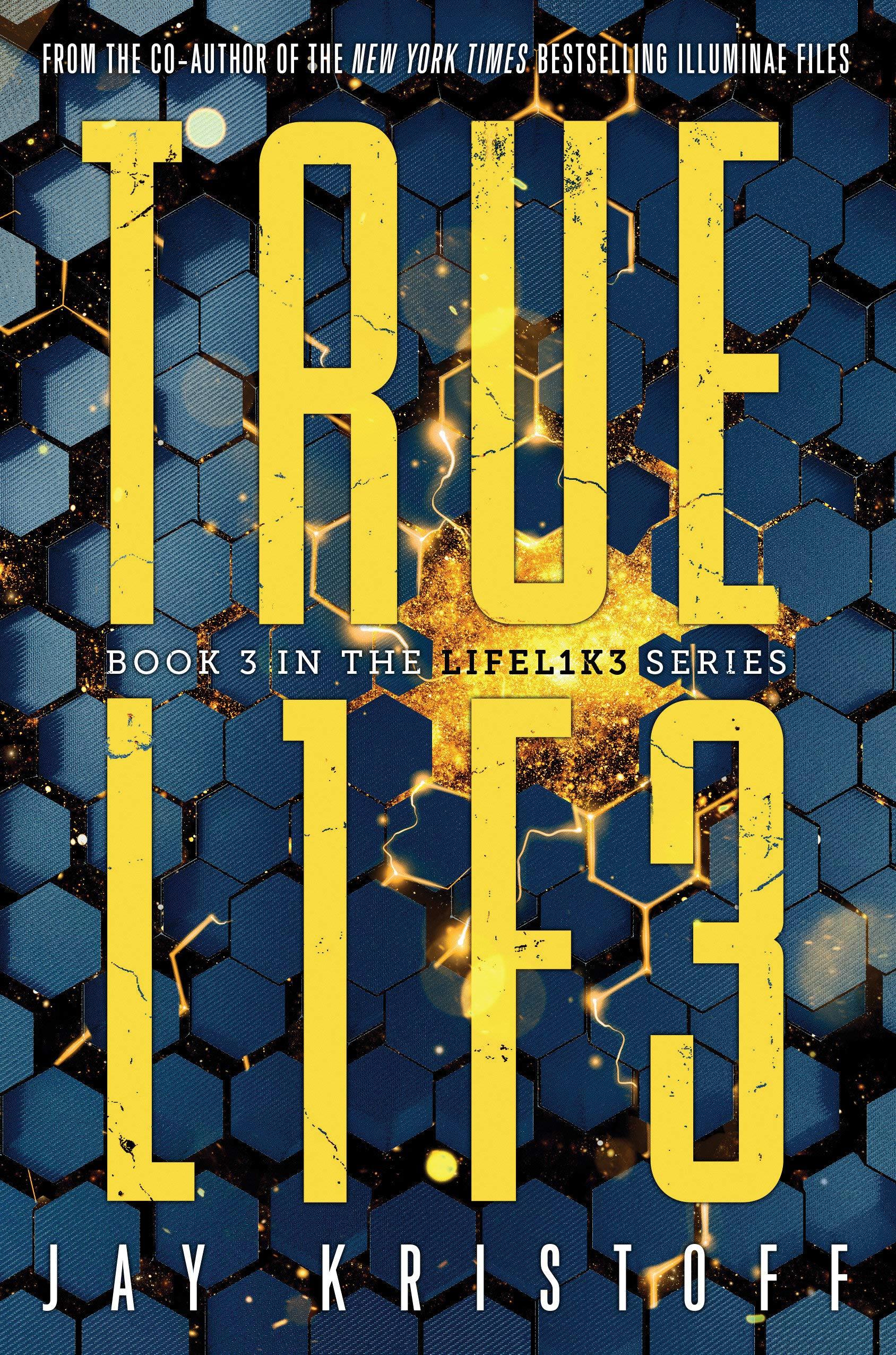 Amazon.com: TRUEL1F3 (Truelife) (LIFEL1K3) (9781524714000): Kristoff, Jay:  Books